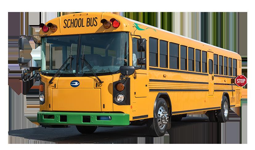 Blue Bird All Electric Bus
