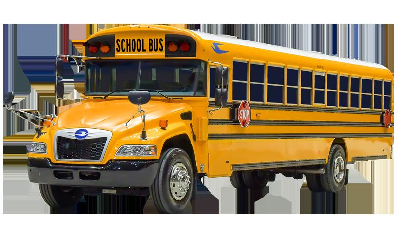 Blue Bird Vision Bus